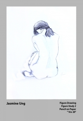 Figure Drawing_女背