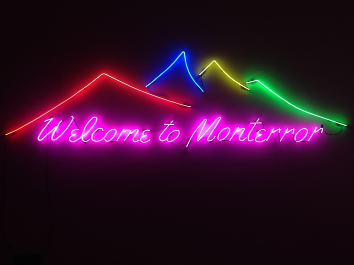 ¨Welcome to Monterror¨